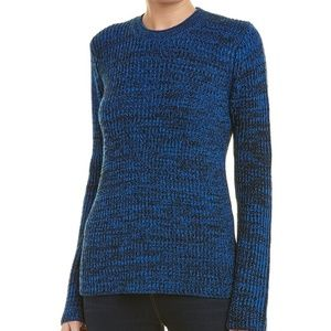 Derek Lam 10 Crosby Bi-Color Sweater NWT
